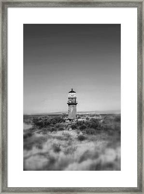 Gay Head Light Framed Print