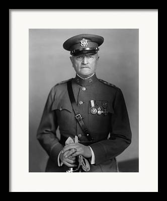 John Pershing Framed Prints
