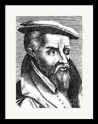 Georg Pawer Framed Prints