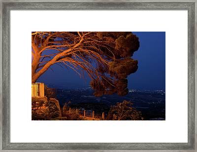 Gerace Framed Print