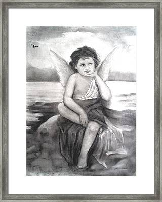 Getting Re-inspired Framed Print by Sue Tesin