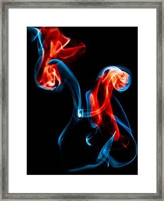 Ghost 13 Framed Print