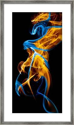 Ghost 7 Framed Print