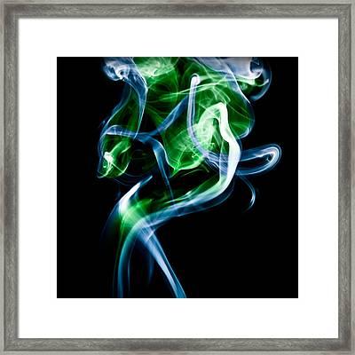 Ghost 8 Framed Print
