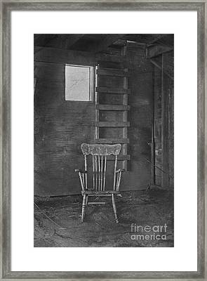 Ghost Tales... Framed Print