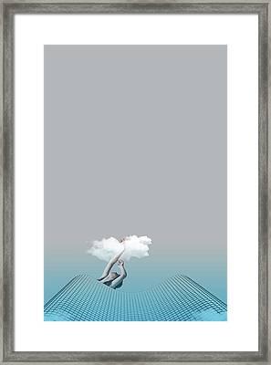 Girl In Soul Framed Print