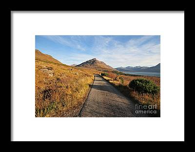 Torridon Framed Prints