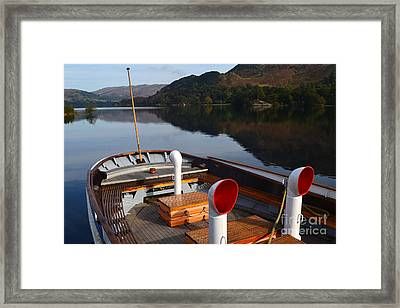 Glenridding Framed Print