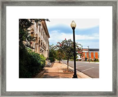 Going Home Again Framed Print