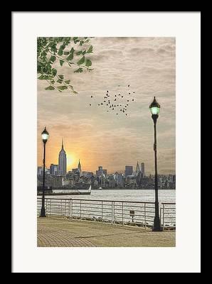 T.p.york Framed Prints