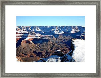 Grand Canyon Framed Print by Jennilyn Benedicto