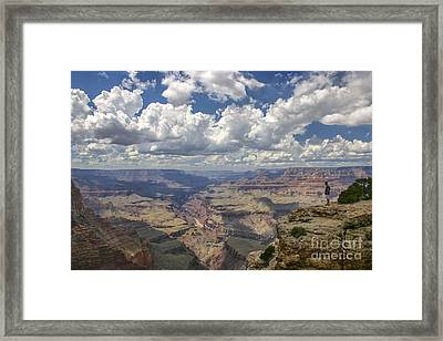 Grand Canyon  Framed Print by Patricia Hofmeester