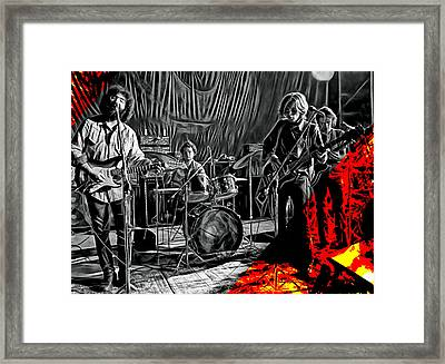 Grateful Dead Collection Framed Print by Marvin Blaine