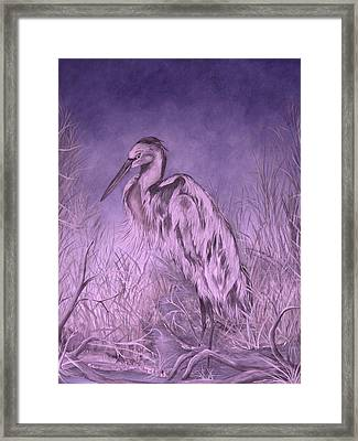 Great One Framed Print