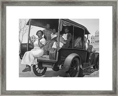 Greenwood  Series Framed Print by Curtis James