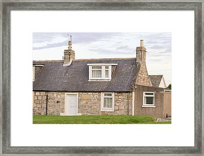 Gregory Place Framed Print by Tom Gowanlock