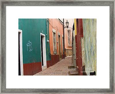 Guanajuato Framed Print by Juli Scalzi
