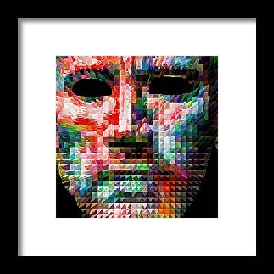 Celebrity Framed Prints