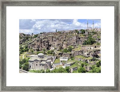 Guezelyurt - Turkey Framed Print