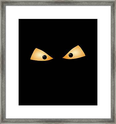 Halloween Framed Print by Mikhail Puhachou