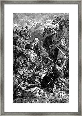 Hannibal (247-183 B.c.) Framed Print by Granger