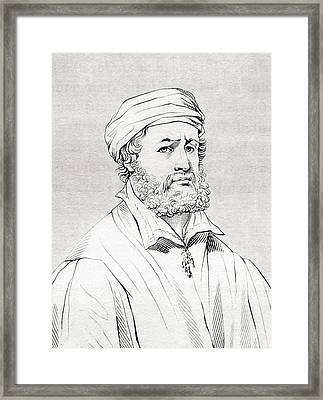 Hans Holbein The Younger, C. 1497 Framed Print