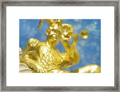 Harlequin Framed Print by JAMART Photography