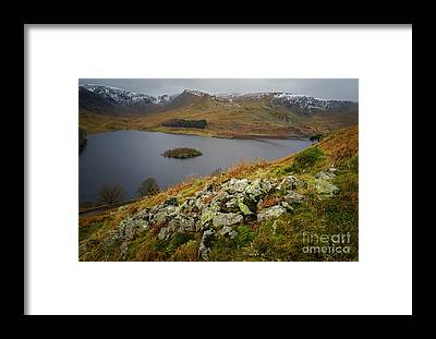 Haweswater Framed Prints