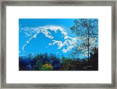 Heaven In Tennessee Framed Print by Deborah