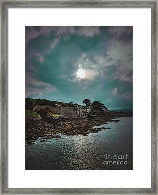 Helvick House 2 Framed Print