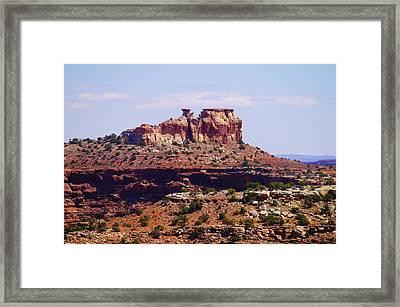 High Desert Beauty Framed Print by Jeff Swan