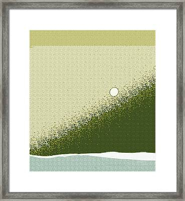 High Noon Framed Print by Lenore Senior