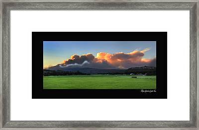 Highpark Framed Print