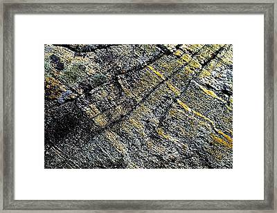 History Of Earth 5 Framed Print by Heiko Koehrer-Wagner