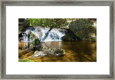 Holtemme, Harz Framed Print by Andreas Levi