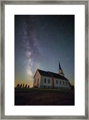 Holy  Framed Print