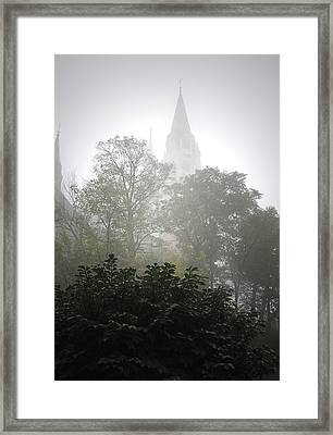 Holy Hill Framed Print