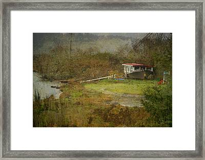 Home Sweet Home 2 Framed Print by Dale Stillman