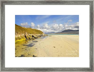 Horgabost Beach Framed Print