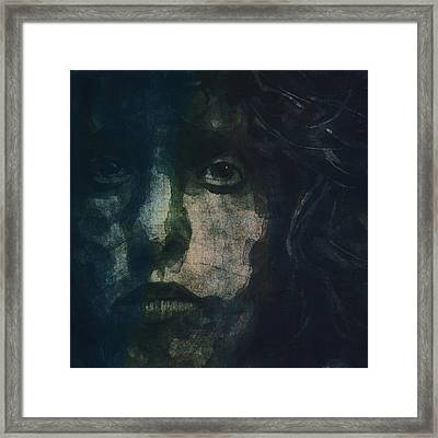 I Can See For Miles Framed Print by Paul Lovering