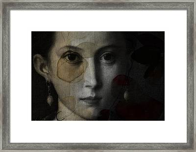 I Don't Know Why -  Framed Print
