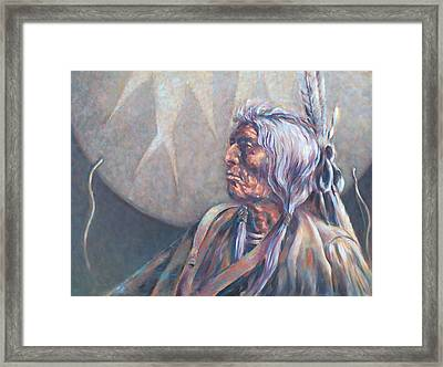I Was Young Once Framed Print by Don Trout