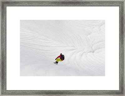 Image Of The Week 3 Framed Print by Fredrik Schenholm