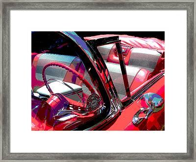 Impala Framed Print by Audrey Venute