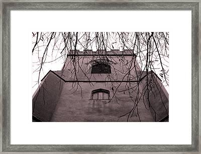 Impending Framed Print by Jez C Self