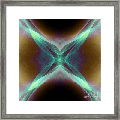In Living Color Framed Print