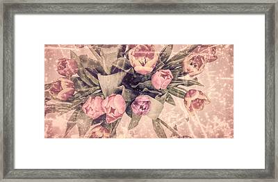 In Remembrance Framed Print by Bonnie Bruno