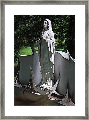 In The Light Framed Print by Patricia Motley