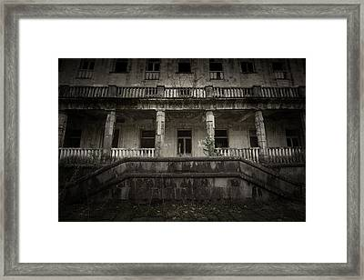 In The Past Framed Print by Svetlana Sewell