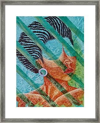 Independent Framed Print